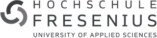 Hochschule Fresenius University of Applied Sciences logo