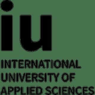 IU International University of Applied Sciences logo